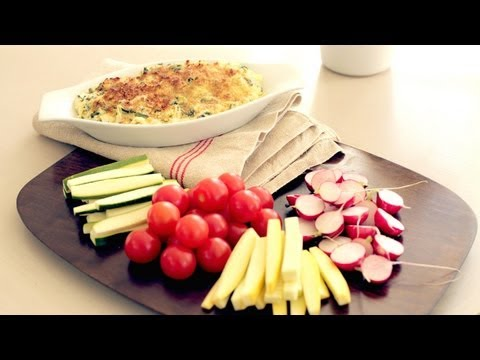 Spinach Artichoke Dip Recipe: How to Make || KIN EATS