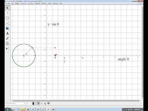 sine graph intro
