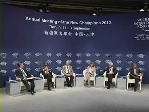 Tianjin 2012 - New Champions, New Challenges