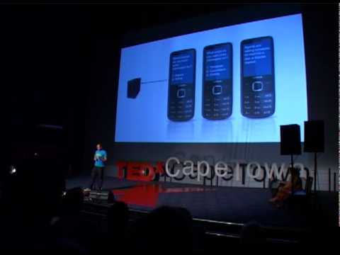 TEDxCapeTown: Simon de Haan - Making The Invisible Visible