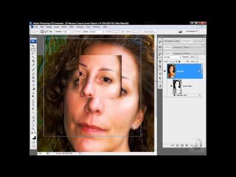 Photoshop: Lab and Camera Raw with a raw photograph | lynda.com
