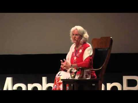 TEDxManhattanBeach - Jackie Merrill - Not a Talk, But a Spellbinding Story
