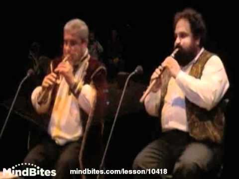 World Music With Armenian Troubadours - Concert