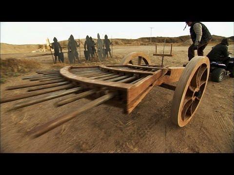 The Re-Inventors - Modernizing Da Vinci's Machine Gun