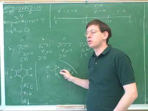 Proton NMR problems (12)