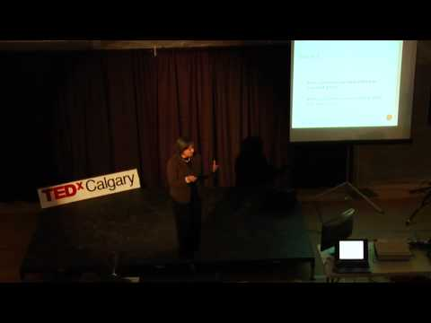TEDxCalgary - Louise Gallagher - Lessons in love: how volunteering saved my life