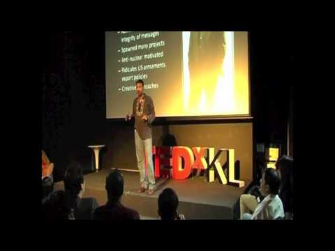TEDxKL- Dinesh Nair - The Conscience of a Hacker