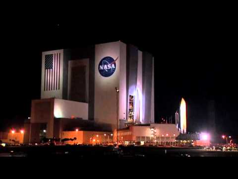 NASA'S Space Shuttle Discovery Departs of Launch Pad for STS-133 Mission