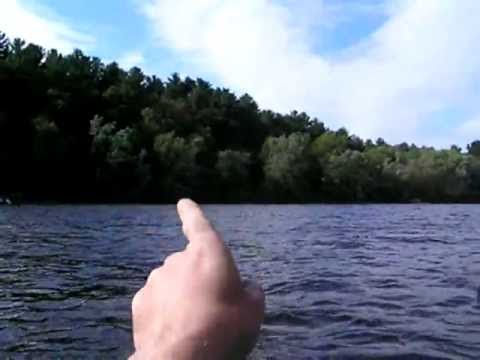 Singing Hands Across the Water on St Croix River