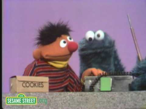 Sesame Street: Cookie Counter