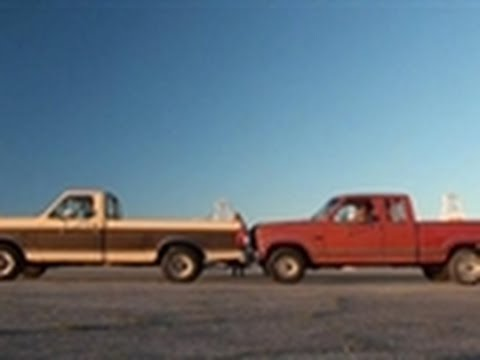 Super Adhesive Tow Truck   MythBusters