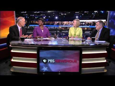 Shields and Brooks on the DNC, Platform Agenda
