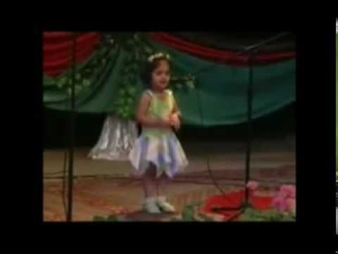 Talent of Little Girl - It's so Cute!!