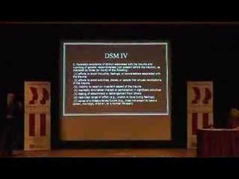 Physiology of Post-Traumatic Stress Disorder (1 of 3)