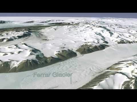 NASA | Landsat Image Mosaic of Antarctica