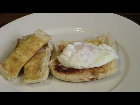 Poached Eggs - RECIPE
