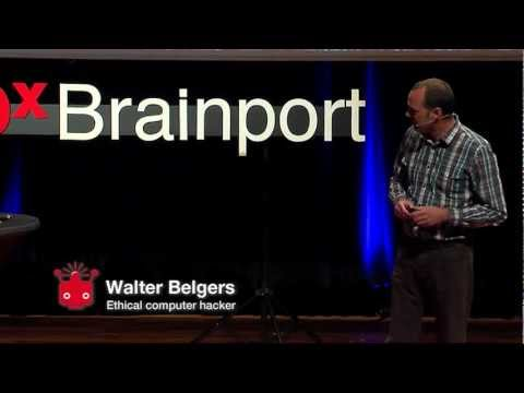 TEDxBrainport 2012 - Walter Belgers - Privacy and security, a lost cause