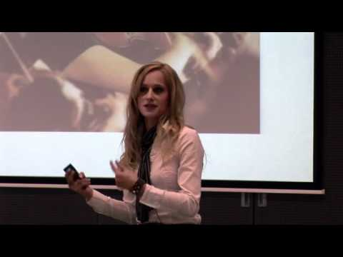 TEDxCotrugliBusinessSchool - Daniela Bervar - Golden rules of business networking