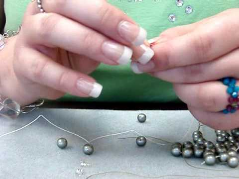Pearl Knotting How-To Technique