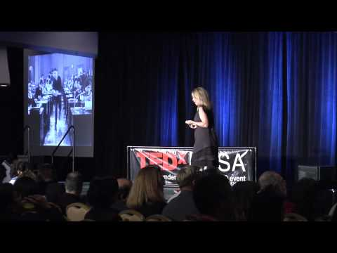TEDxNASA@SiliconValley - Tiffany Shlain - The Single Most Important Thing You Need To Know