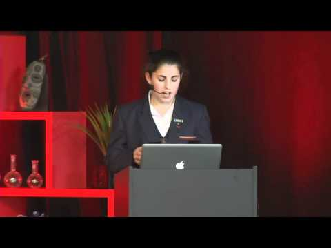 TEDxStHilda'sSchool - Lauren McLeish - Donkey Training to Protect Sheep from Predators