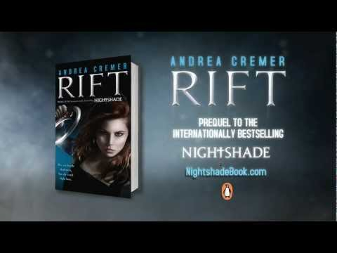 Rift by Andrea Cremer book trailer