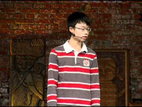TEDxYouth@Taipei - Lin Jiunhung (林駿宏) - Preserving the community