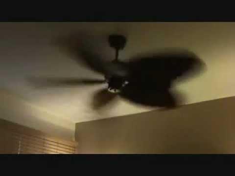 Repairing a ceiling fan