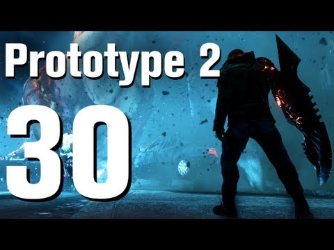 Prototype 2 Walkthrough Part 30 - Burned From Memory [No Commentary / HD / Xbox 360]