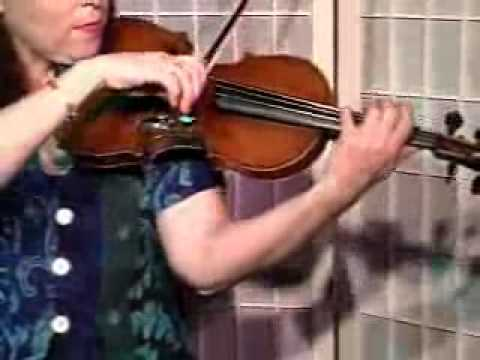 Violin Song Demonstration - Didn't My Lord Deliver Daniel