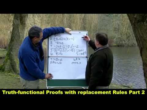 Truth-functional Proofs with Replacement Rules Part 2_HD.mp4 - YouTube.mp4