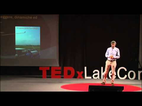 TEDxLakeComo - Stefano Milanese - Energy at high altitude