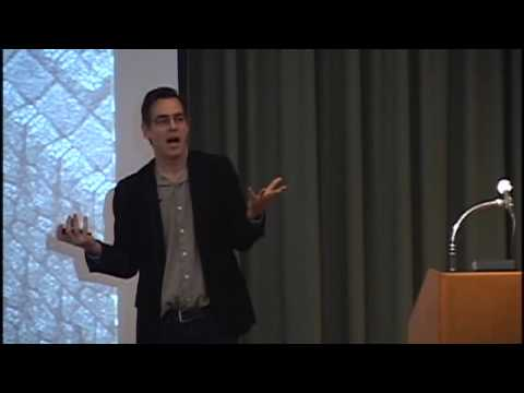 TEDxUIllinois - Julian Dibbell - 4/1/10