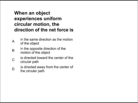 Uniform Circular Motion Presentation #30