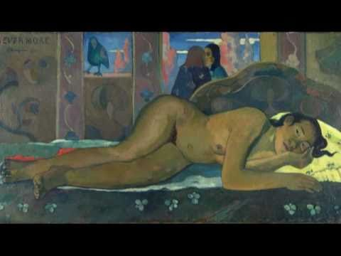 Paul Gauguin, Nevermore, 1897