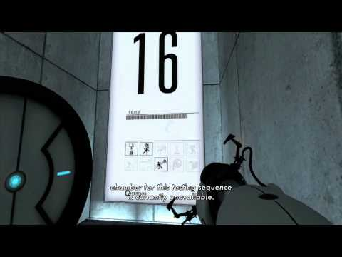 "The Art of Video Games: ""Portal"" Exhibition Video"