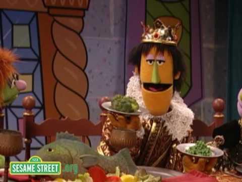 Sesame Street: Man of La Muncha