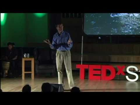TEDxStellenbosch - Peter Willis - Within Every Great Story
