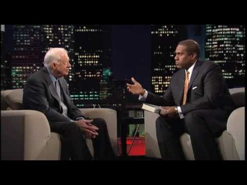 TAVIS SMILEY | Pres. Jimmy Carter on the release of Chinese dissident | PBS