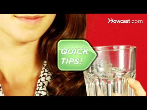 Quick Tips: How to Clean Dirty Milk Glasses