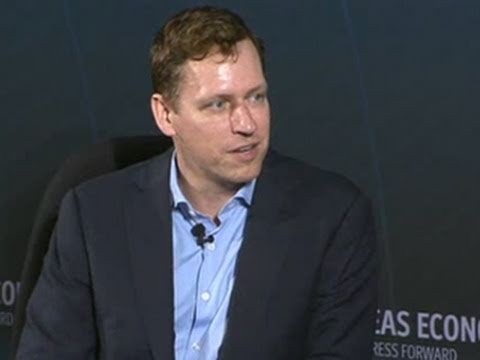 Peter Thiel Rewards Students for Dropping Out of College