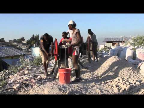 The World: Haiti's slow reconstruction