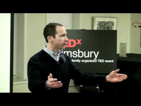 TEDxSimsbury - Jon Picoult -- Do What You'll Say You Do