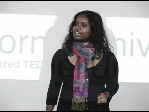 TEDxCornellUniversity - Meril Pothen - Beautiful: Rethinking Society Through Poetry