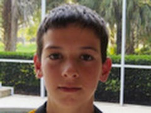 National Geographic Bee 2011 - FL Finalist