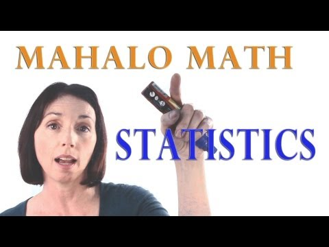 Statistics: Range, Variance and Standard Deviation (ex.2)