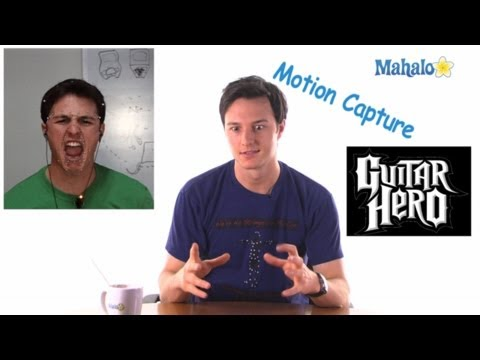 The Face of Guitar Hero Adam Jennings on Difficulties in Motion Capture
