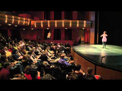 TEDxMontclair - Alma Schneider -  Why Aren't We in the Kitchen?