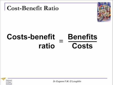 Problem Solving Techniques #7: Cost-Benefit Analysis