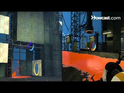 Portal 2 Co-op Walkthrough / Course 5 - Part 7 - Room 07/08